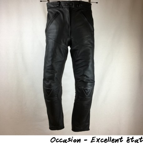 PANTALON CUIR DAINESE P215 LADY T.42 (IT)