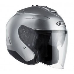 CASQUE HJC IS-33 II SEMI MAT SILVER