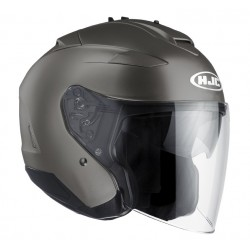 CASQUE HJC IS-33 II SEMI MAT TITANIUM