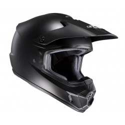 CASQUE HJC CS-MX II UNI FLAT BLACK