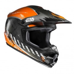 CASQUE HJC CS-MX II REBEL X-WING STARWARS MC7