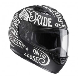 CASQUE HJC CS-15 REBEL MC10F