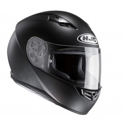 CASQUE HJC CS-15 UNI SEMI FLAT BLACK