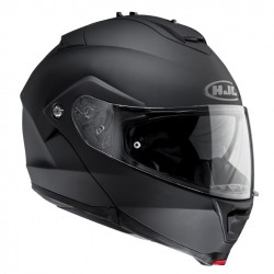 CASQUE HJC IS-MAX II RUBBERTON BLACK
