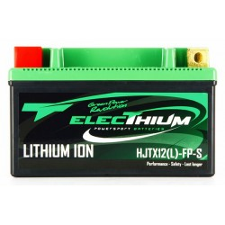 BATTERIE LITHIUM ELECTHIUM YTX12-BS / HJTX12(L)FP-S