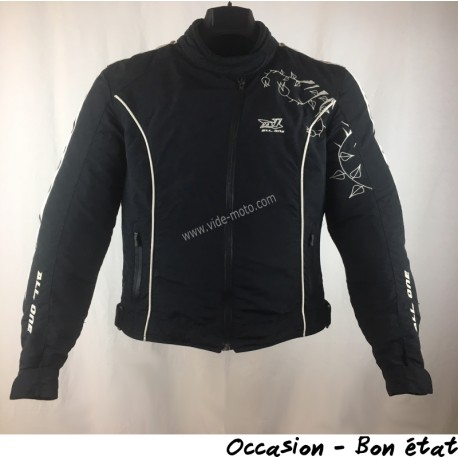 BLOUSON ALL ONE AMARANTE LT LADY T.38