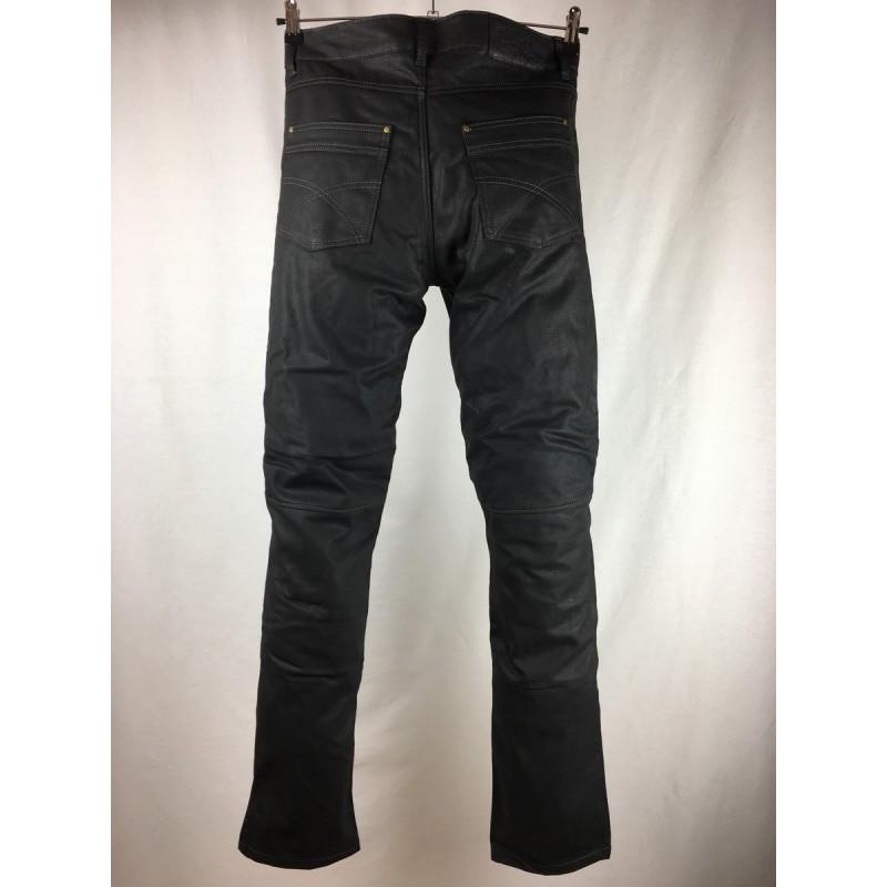 pantalon jeans moto furygan dh noir oil r f407 vide moto com. Black Bedroom Furniture Sets. Home Design Ideas