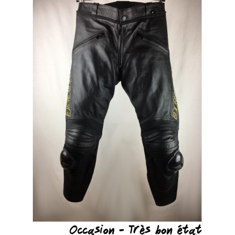 PANTALON CUIR RACING DAINESE T.54 (IT)