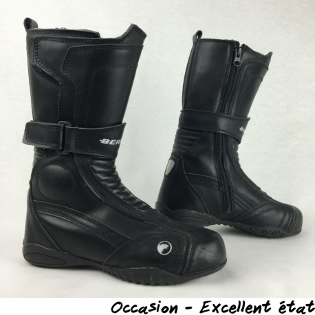 BOTTES CUIR BERING LADY CASUAL P.36