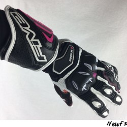 GANTS FIVE RFX1 WOMAN NOIR/ROSE T.M