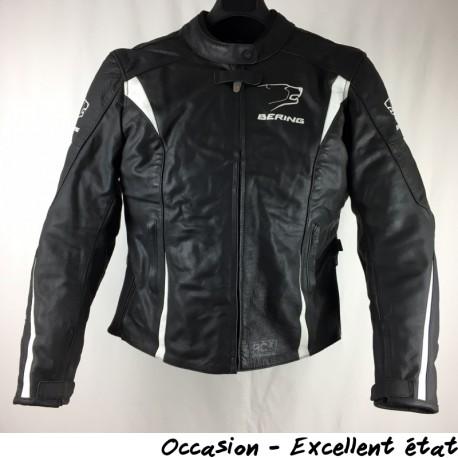 Blouson moto cuir homme occasion