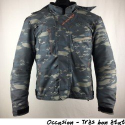 BLOUSON MACNA REDOX NIGHT EYES GRIS T.L