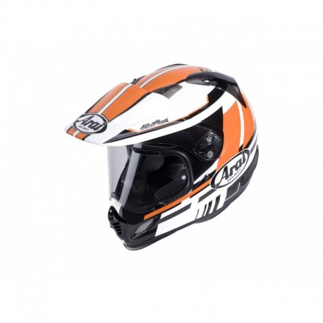 CASQUE ARAI TOUR-X 4 SHIRE ORANGE