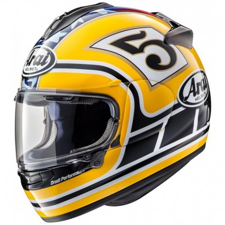 CASQUE ARAI CHASER-X EDWARDS LEGEND YELLOW