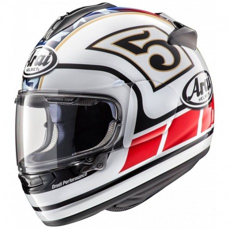 CASQUE ARAI CHASER-X EDWARDS LEGEND WHITE