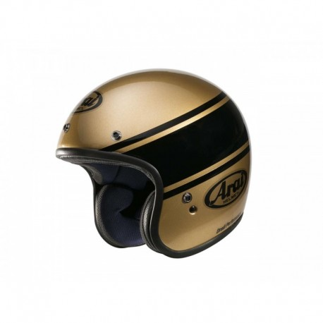CASQUE ARAI FREEWAY CLASSIC BANDAGE BRONZE