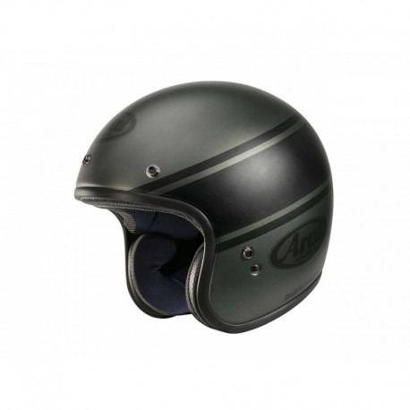 CASQUE ARAI FREEWAY CLASSIC BANDAGE GREEN