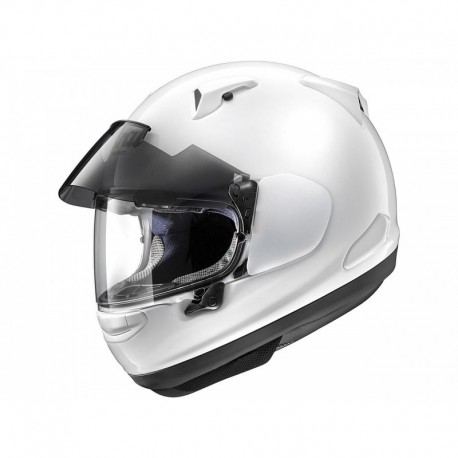 CASQUE ARAI QV-PRO DIAMOND WHITE