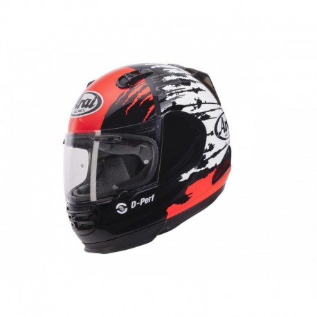 CASQUE ARAI REBEL SPLASH RED
