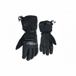 GANTS CUIR/TEXTILE RST THERMOTECH HEATED