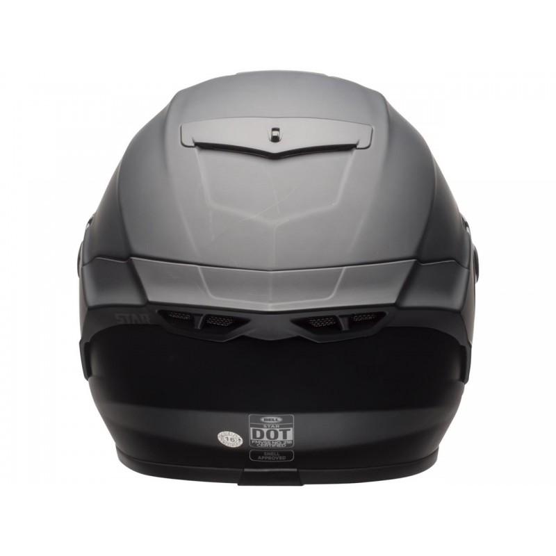 CASQUE MOTO BELL STAR MIPS SOLID NOIR MAT - VIDE-MOTO.COM 38e89f7157d8
