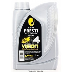 HUILE 4T 15W40 MINERALE GS ADDITIVE VISION 1L
