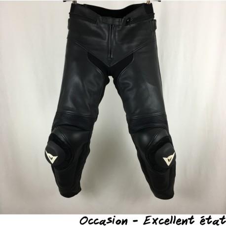 Dainese Pelle Pantalon Moto com Moto Racing Cuir T Sf 46 Vide QdrCthxs