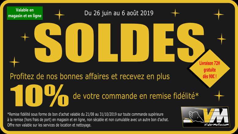 Opération soldes d'été 2019