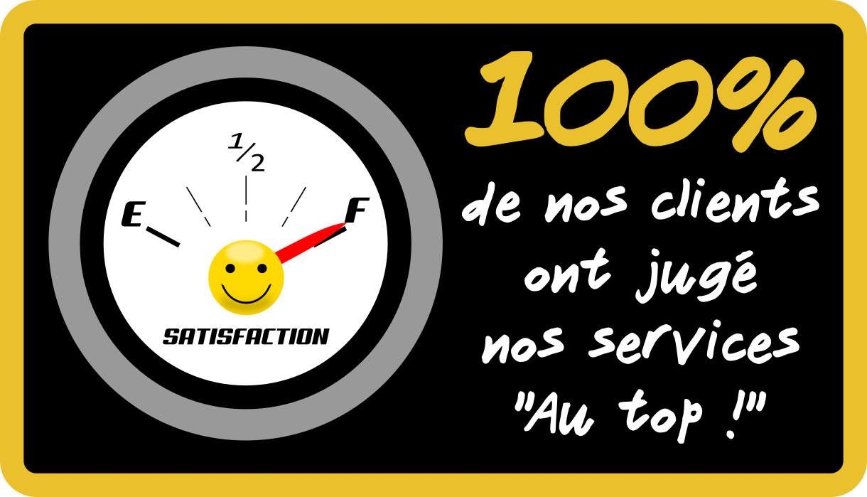 Satisfaction client Vide-moto