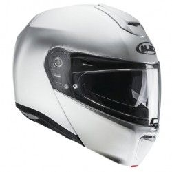CASQUE HJC RPHA 90 PEARL WHITE RYAN