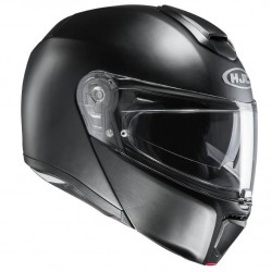 CASQUE HJC RPHA 90 SEMI FLAT BLACK