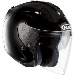 CASQUE HJC FG-JET UNI METAL BLACK