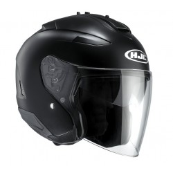 CASQUE HJC IS-33 II SEMI MAT BLACK