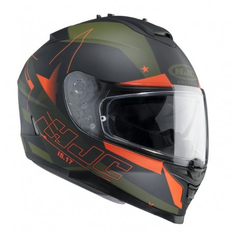 CASQUE HJC IS-17 ARMADA MC7F