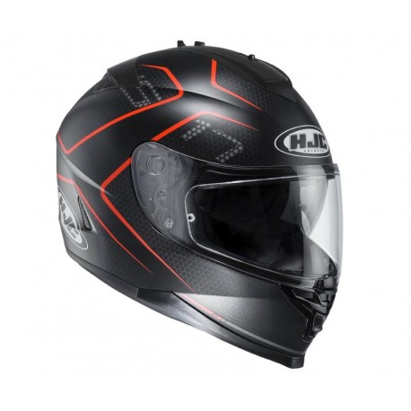 CASQUE HJC IS-17 LANK MC1SF