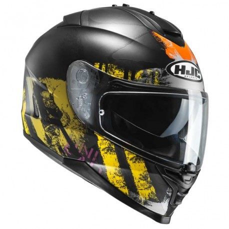 CASQUE HJC IS-17 SHAPY MC3SF