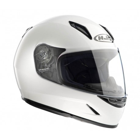 CASQUE HJC CL-Y UNI WHITE