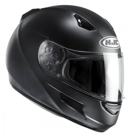 CASQUE HJC CL-SP UNI SEMI FLAT BLACK
