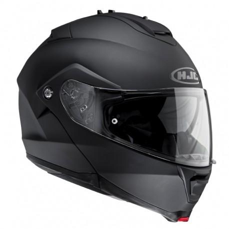 CASQUE HJC IS-MAX II RUBBERTON BLACK