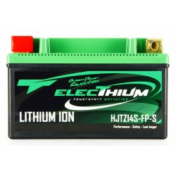BATTERIE LITHIUM ELECTHIUM YTZ14S-BS / HJTZ14S-FP-S