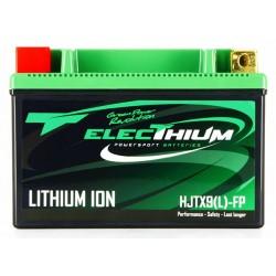 BATTERIE LITHIUM ELECTHIUM YTX9-BS / HJTX9(L)-FP