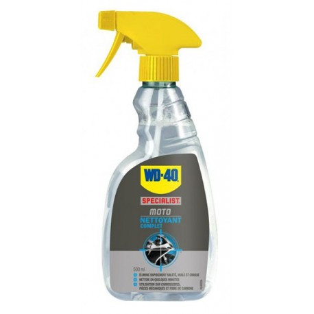 NETTOYANT COMPLET SPRAY WD-40 1L