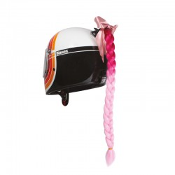 DECORATION CASQUE TRESSE CHAFT
