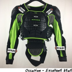 GILET DE PROTECTION SPIDI WARRIOR VERT T.M