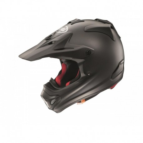 CASQUE ARAI MX-V BLACK FROST