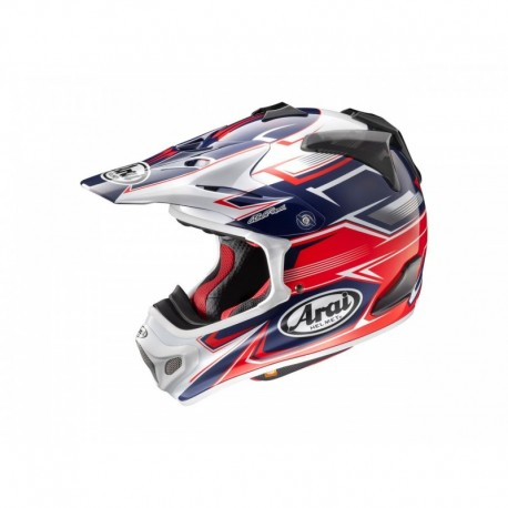 CASQUE ARAI MX-V SLY RED