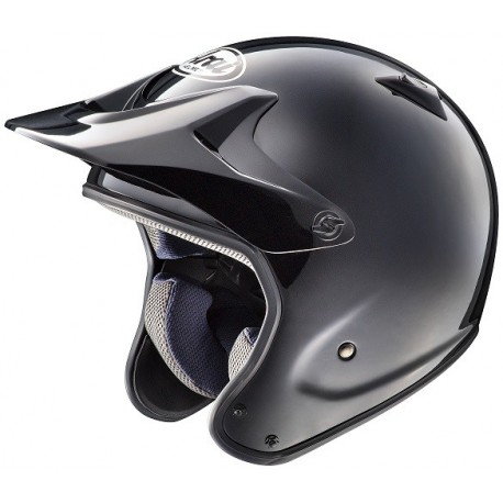 CASQUE ARAI PENTA PRO BLACK - SANS PROTECTION