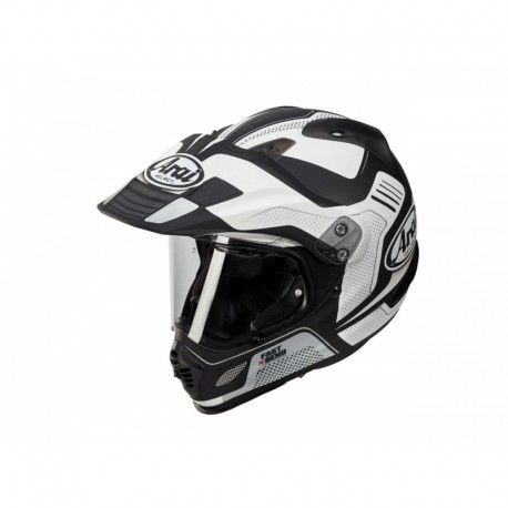 CASQUE ARAI TOUR-X 4 VISION WHITE MAT