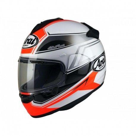 CASQUE ARAI CHASER-X SHAPED RED