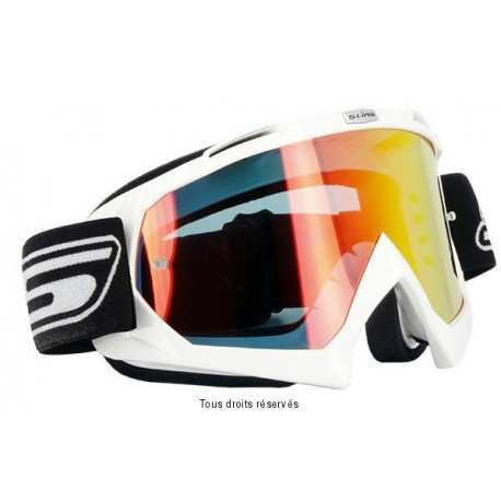 MASQUE S-LINE CROSS ECO BLANC